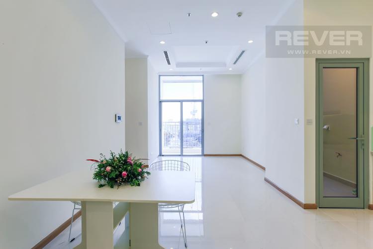 Bàn Ăn Officetel 2 phòng ngủ Vinhomes Central Park tầng 1 Landmark 3