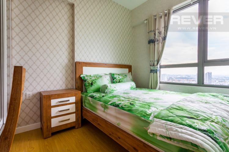 Phòng ngủ 1 Căn hộ Masteri Thảo Điền tầng cao, view đẹp tháp T5