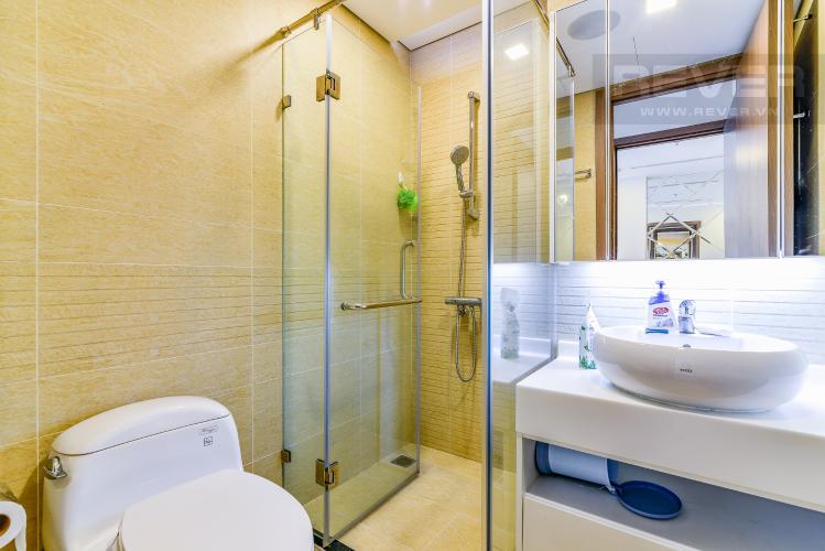 Phòng Tắm 2 Bán và cho thuê căn hộ Vinhomes Central Park tầng cao 2PN đầy đủ nội thất