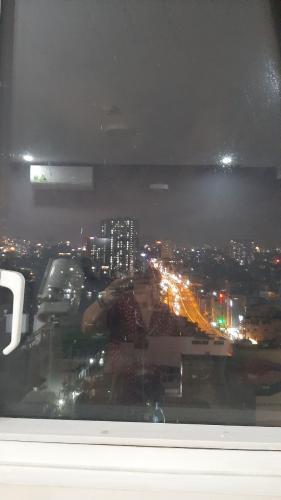 View Thanh Đa View, Bình Thạnh Căn hộ Thanh Đa View tầng trung, view thành phố lung linh về đêm.