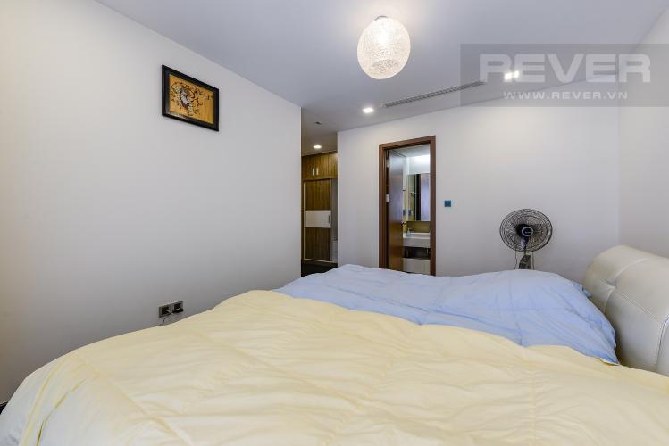 Phòng ngủ 3 Căn hộ Vinhomes Central Park 3 phòng ngủ tầng thấp P3 nội thất đầy đủ