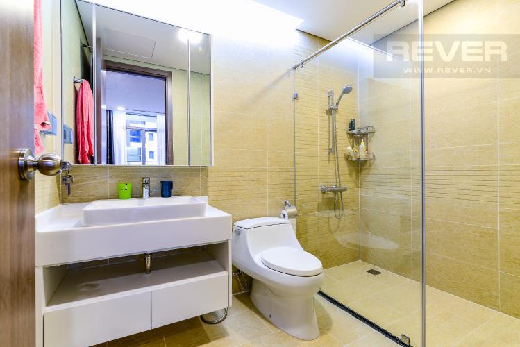 Phòng Tắm 1 Căn hộ Vinhomes Central Park 2 phòng ngủ tầng trung P2 hướng Đông Bắc