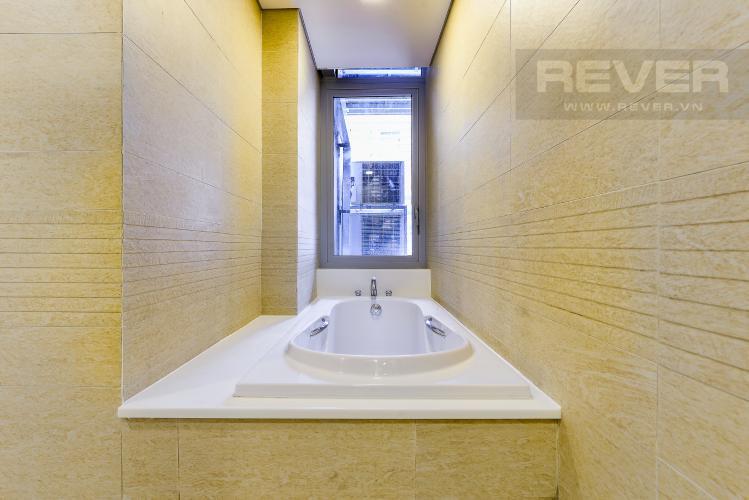 Phòng tắm 1 Căn hộ Vinhomes Central Park 3 phòng ngủ tầng cao P5 view sông
