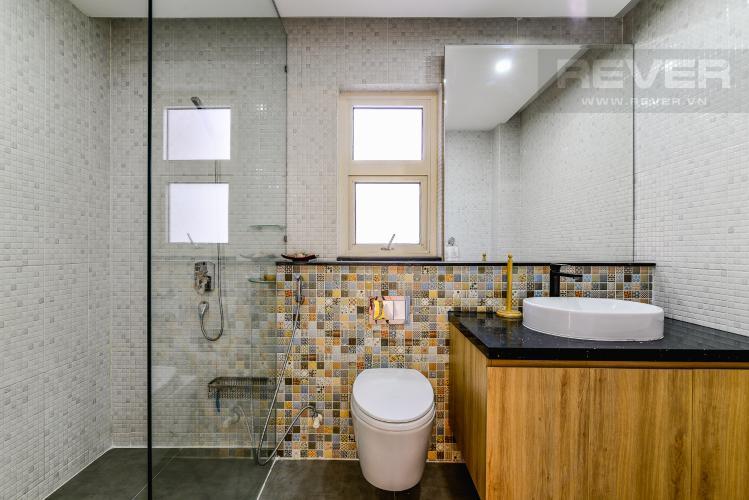 Phòng Tắm 1 Penthouse Saigon Pearl tháp Sapphire diện tích 221m2 full nội thất
