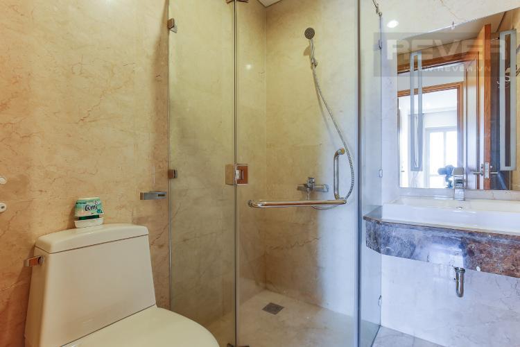 Phòng Tắm 1 Căn hộ Saigon Pavillon 3 phòng ngủ tầng thấp đầy đủ nội thất