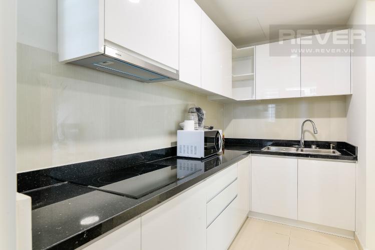 Nhà Bếp Cho thuê căn hộ Vista Verde 2PN, tầng trung, đầy đủ nội thất, view hồ bơi