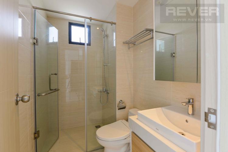 Toilet Cho thuê căn hộ New City Thủ Thiêm 2PN, tầng thấp, tháp Venice, diện tích 61m2, view nội khu