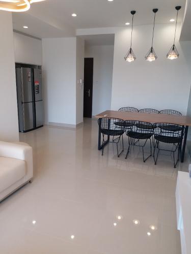 Cho thuê căn hộ The Sun Avenue 3PN, đầy đủ nội thất, diện tích 109m2