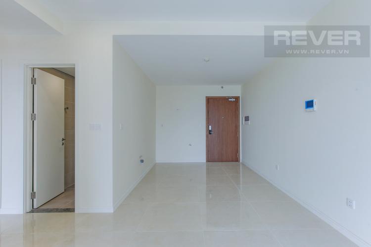 Phòng Bếp Căn hộ Masteri Millennium tầng cao, tháp A, 2 phòng ngủ, view hồ bơi