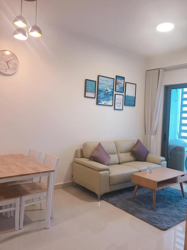 3 Cho thuê căn hộ The Sun Avenue 2PN, đầy đủ nội thất, view sông Sài Gòn và Đảo Kim Cương