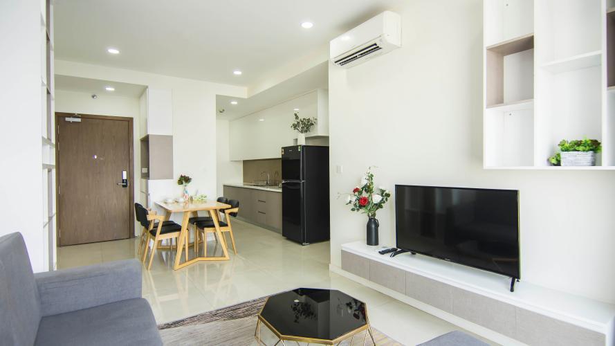 Cho thuê căn hộ Masteri Millennium 2PN, tầng cao, diện tích 72m2, đầy đủ nội thất