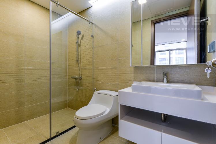 Phòng tắm 1 Căn hộ Vinhomes Central Park 3 phòng ngủ tầng thấp Park 2