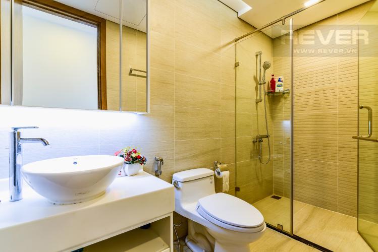 Phòng Tắm 2 Căn hộ Vinhomes Central Park 2 phòng ngủ tầng cao P6 đầy đủ tiện nghi