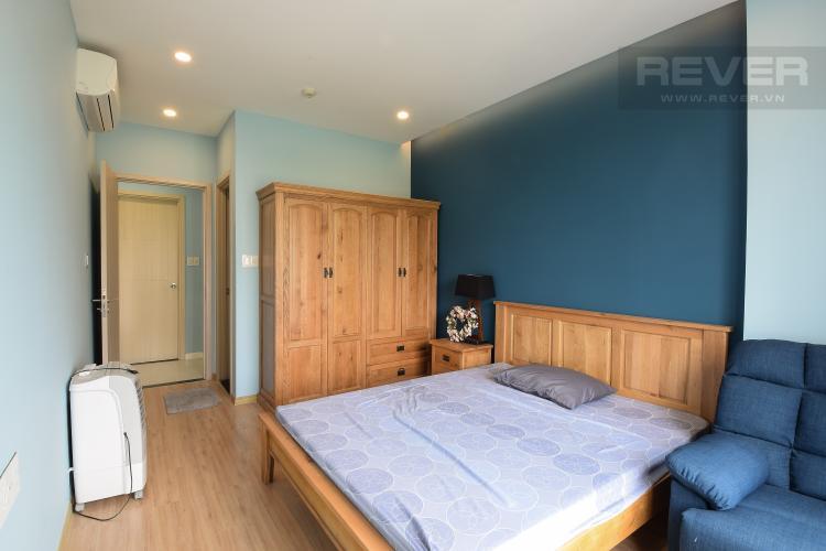 Phòng Ngủ 2 Cho thuê căn hộ New City Thủ Thiêm tầng thấp, 2PN, đầy đủ nội thất