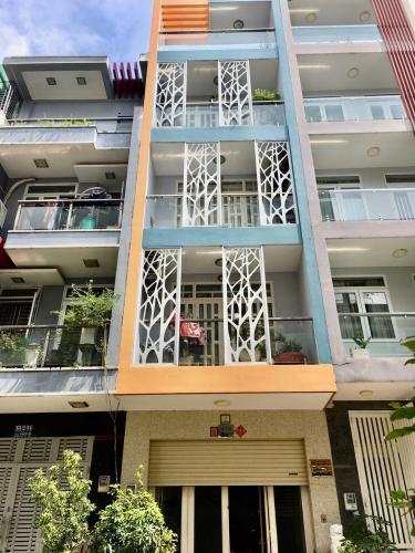Bán nhà phố Bình Lợi, Q. Bình Thạnh, diện tích 4x15m, sổ hồng đầy đủ.
