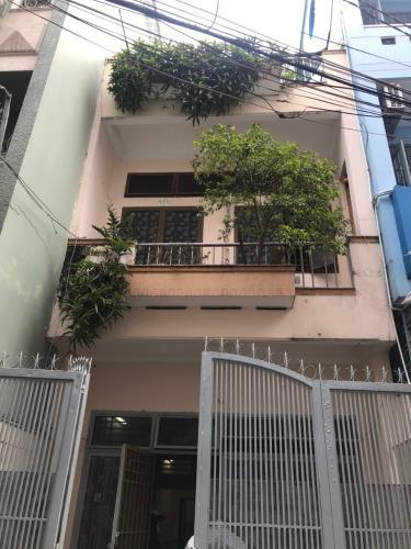 Bán nhà phố Q. Bình Thạnh hướng Nam, vị trí thuận lợi di chuyển đến Q1