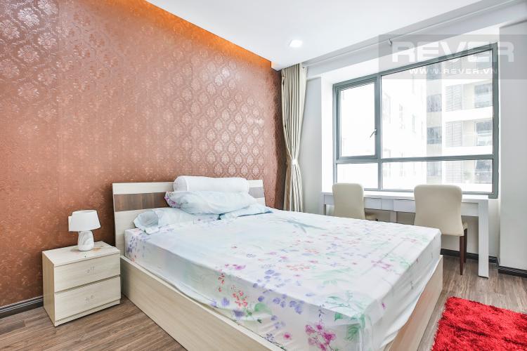 Phòng Ngủ 1 Căn hộ The Gold View 2 phòng ngủ tầng thấp A1 đầy đủ nội thất