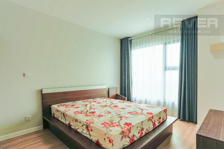 Phòng Ngủ 1 Căn hộ An gia Skyline tầng cao, 2 phòng ngủ, full nội thất