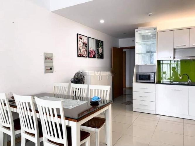Phòng bếp căn hộ Jamona City, Quận 7 Căn hộ chung cư Jamona City tầng cao, view nội khu mát mẻ quanh năm.