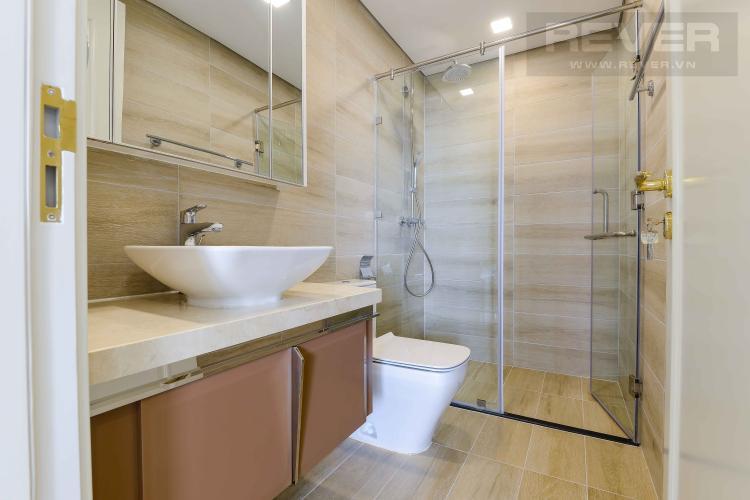 Toilet 1 Bán căn hộ Vinhomes Golden River 110.7m2 3PN 2WC, view sông, nội thất cao cấp