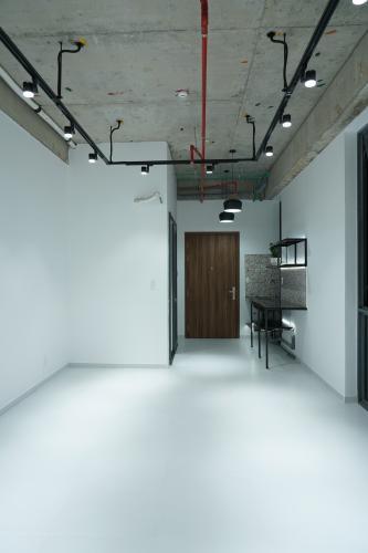 Căn hộ Officetel D-Vela bàn giao nội thất cơ bản, 1 phòng ngủ.