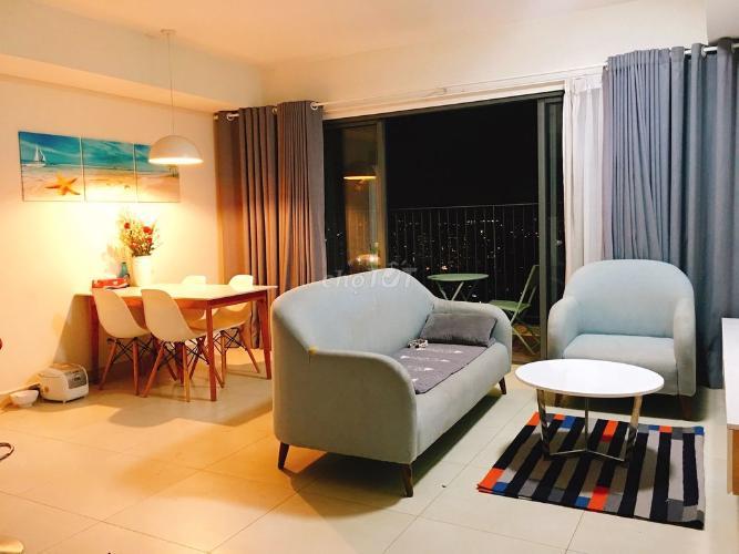 Căn hộ Masteri Thảo Điền bàn giao đầy đủ nội thất, view thành phố.