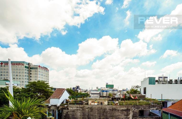 View Bán nhà phố KDC Trung Sơn Q.7, 3 tầng, 17PN, diện tích sử dụng 350.4m2, có hầm để xe