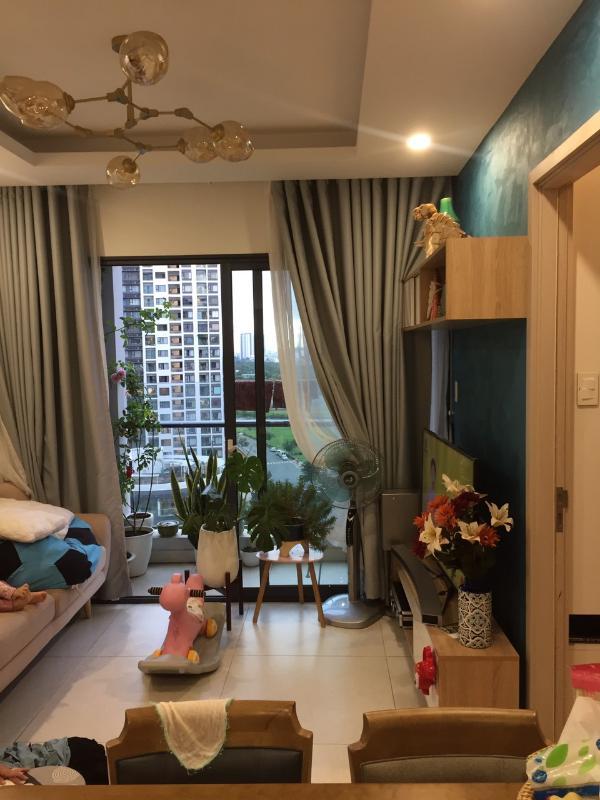 e61f6d531434f26aab25 Bán căn hộ New City Thủ Thiêm 2 phòng ngủ, tháp Venice, đầy đủ nội thất, hướng Tây Nam