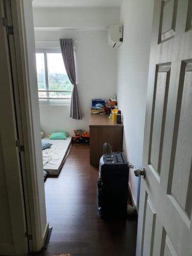 Căn hộ Đạt Gia Residence, Thủ Đức Căn hộ Đạt Gia Residence tầng trung, trang bị nội thất cơ bản.