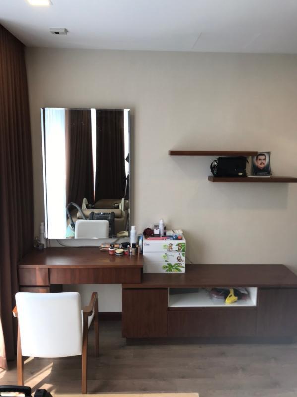 e7856f55bfd9598700c8 Cho thuê căn hộ Vinhomes Central Park 3PN, tháp Park 5, đầy đủ nội thất, hướng ban công Tây Nam