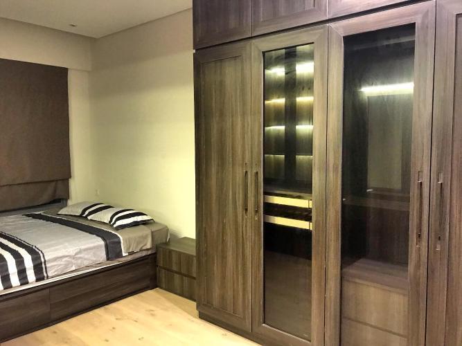 Phòng ngủ căn hộ DIAMOND ISLAND - ĐẢO KIM CƯƠNG Cho thuê căn hộ Diamond Island - Đảo Kim Cương 2PN, tầng thấp, đầy đủ nội thất, view hồ bơi
