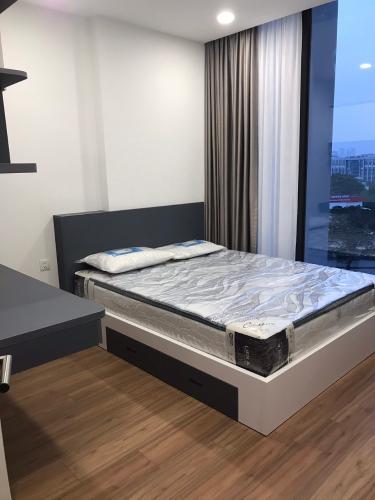 Phòng ngủ căn hộ Eco Green Saigon Căn hộ Eco Green Saigon tầng 06, nội thất cơ bản.