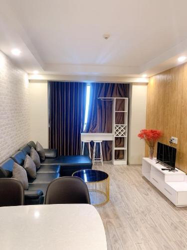 Bán căn hộ The Gold View 2PN, đầy đủ nội thất, hướng Đông Nam, view nội khu