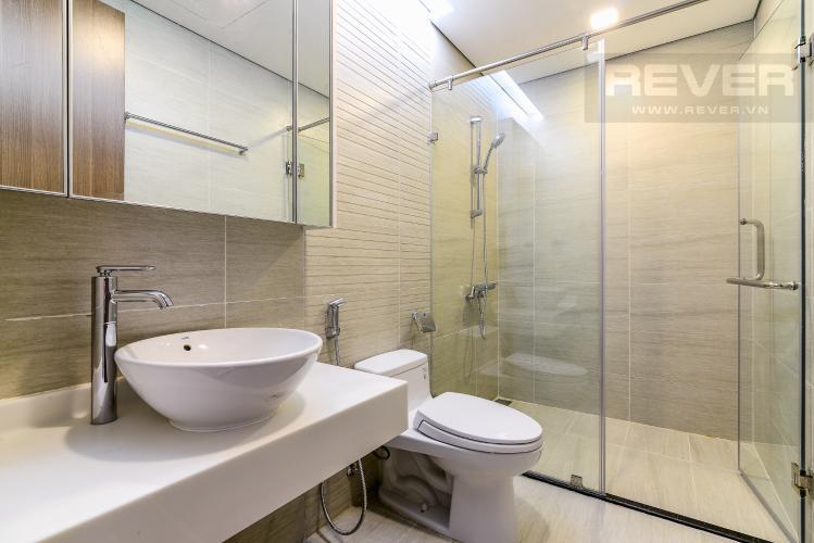 Phòng Tắm 1 Căn hộ Vinhomes Central Park 2 phòng ngủ tầng trung P7 hướng Đông Nam