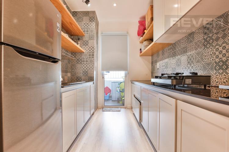 Bếp Căn góc Lexington 3 phòng ngủ tầng thấp LA thiết kế đẹp, sang trọng