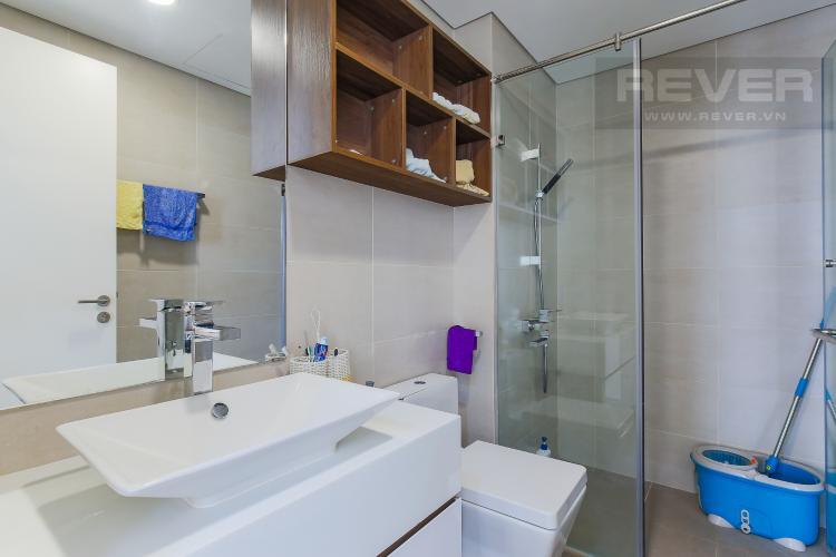 Phòng Tắm 2 Căn hộ Masteri Millennium tầng cao, 3PN, đầy đủ nội thất, view kênh Bến Nghé