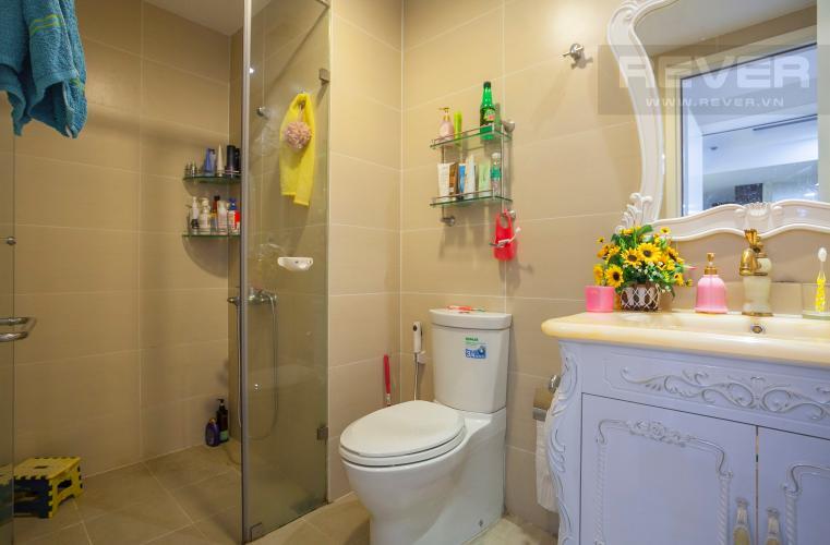 Phòng Tắm Căn hộ Masteri Thảo Điền 3 phòng ngủ tầng trung T5 view nội khu