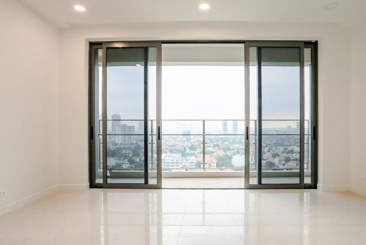 Bán căn hộ The Nassim Thảo Điền tầng cao, 2PN, view sông