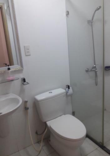 Phòng tắm Masteri Thảo Điền Quận 2 Căn hộ Masteri Thảo Điền nội thất sang trọng, tầng trung.