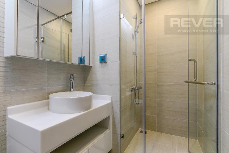 Phòng Tắm 1 Căn hộ Vinhomes Central Park 3 phòng ngủ tầng cao P3 view sông