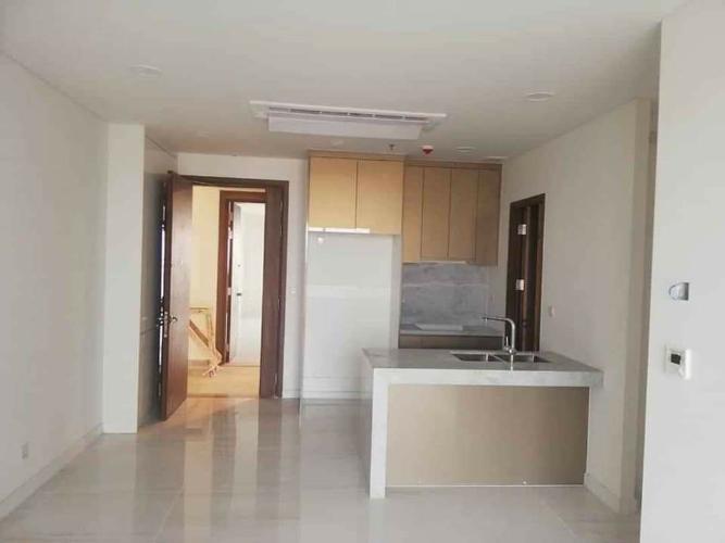 Cho thuê căn hộ Kingdom 101 diện tích 71.58m2 - 2 phòng ngủ, không có nội thất
