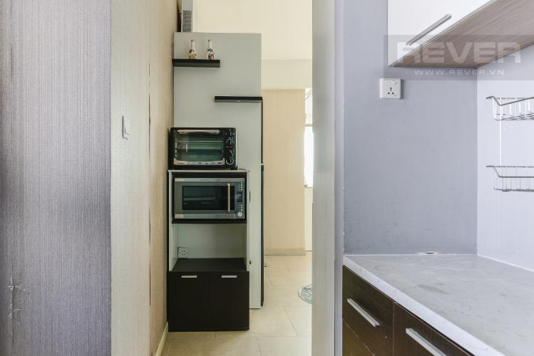 Bếp Căn hộ Riviera Point 2 phòng ngủ tầng cao T4 đầy đủ nội thất