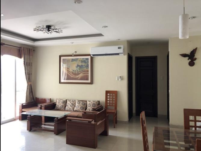 Căn hộ 3 phòng ngủ chung cư An Khang - Intresco Quận 2