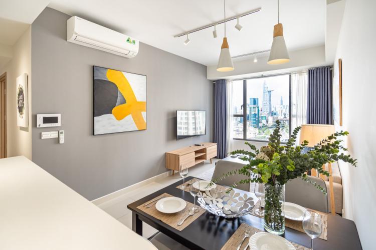 Bán căn hộ RiverGate Residence 2PN, tháp A, tầng 17, đầy đủ nội thất, view Bitexco