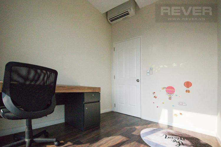Phòng Ngủ 2 Cho thuê căn hộ The Ascent tầng cao 2PN, nội thất đầy đủ, view Landmark 81