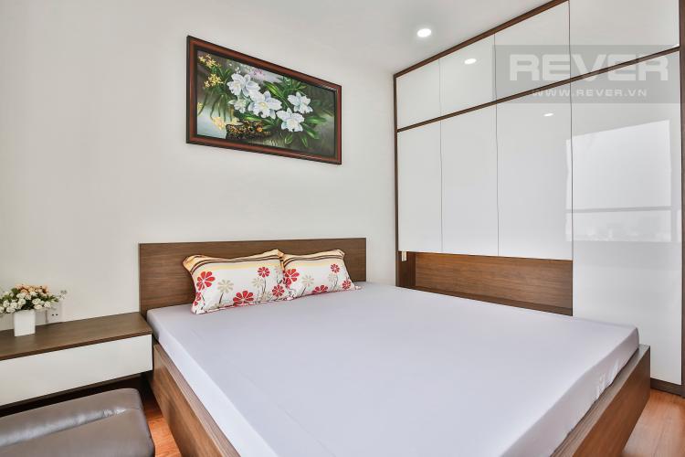 Phòng Ngủ 2 Căn hộ The Gold View 2 phòng ngủ tầng trung A2 view hồ bơi