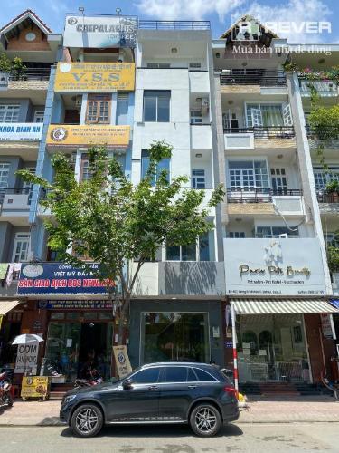 Cho thuê nhà mặt tiền Đường số 19, Quận 2, kết cấu 4 tầng, cách Cầu Sài Gòn 300m