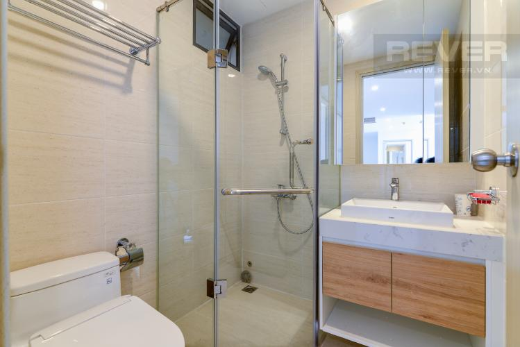 Phòng Tắm 1 Bán căn hộ New City Thủ Thiêm 3PN, tầng thấp tháp Venice, view nội khu yên tĩnh, mát mẻ