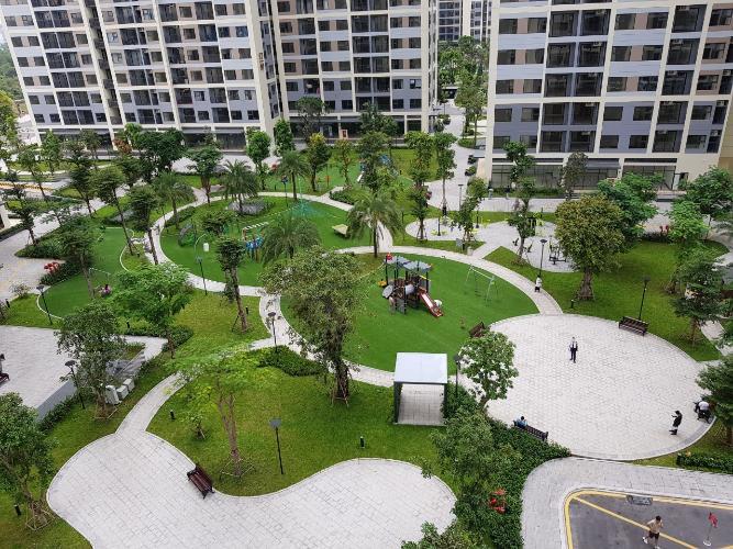 View Vinhomes Grand Park Quận 9 Căn hộ Vinhomes Grand Park trang bị nội thất đầy đủ.