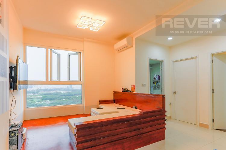 Phòng Khách Căn hộ The Park Residence 2 phòng ngủ tầng cao B2 nội thất đơn giản